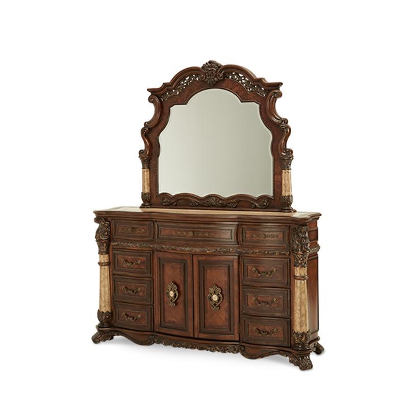 61050 29 Aico Furniture Victoria Palace Bedroom Dresser