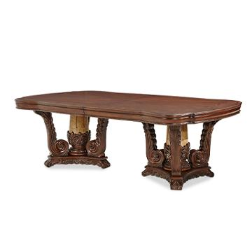 61002t 29 Aico Furniture Victoria Palace Dining Room Table