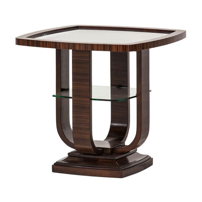 10202 32 Aico Furniture Cloche Living Room End Table