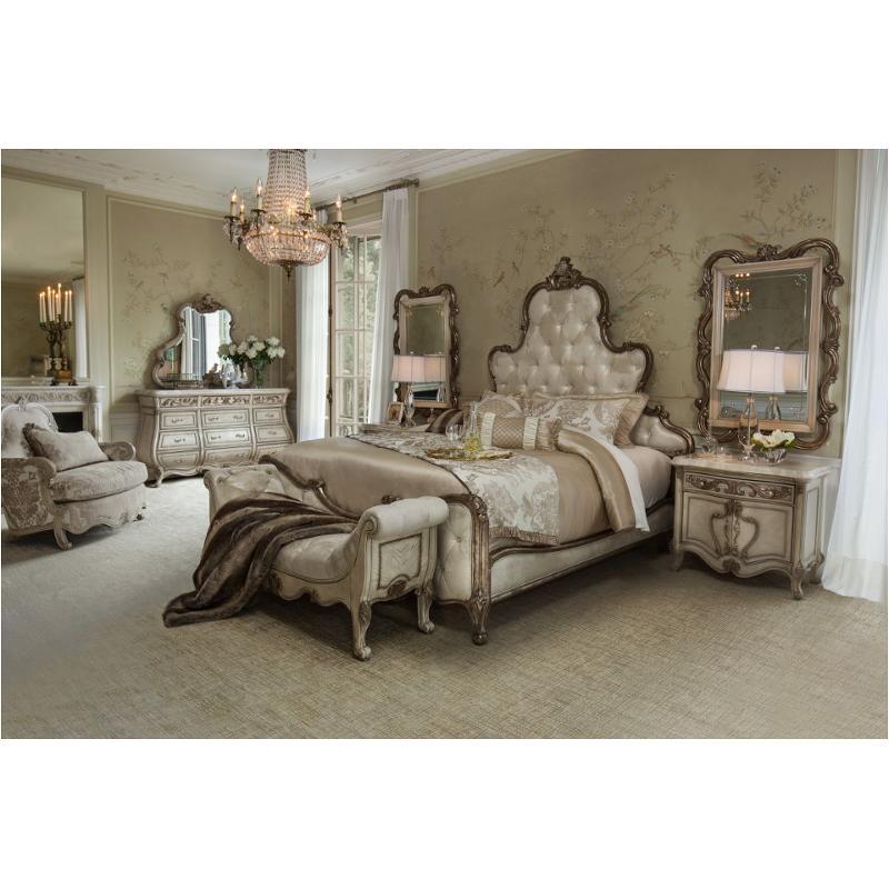 09014 101 Aico Furniture Platine De Royale Bed