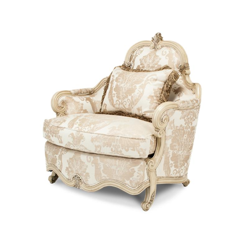 09838 Chpgn 201 Aico Furniture Platine De Royale Chair And