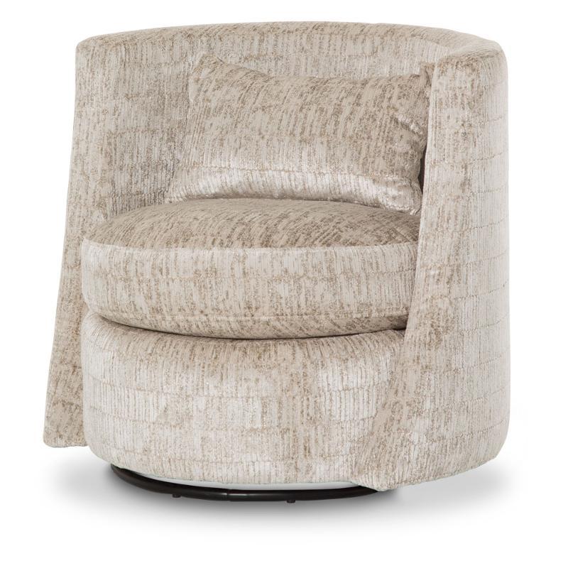 St-brysn39-mtl-00 Aico Furniture Studio Swivel Chair