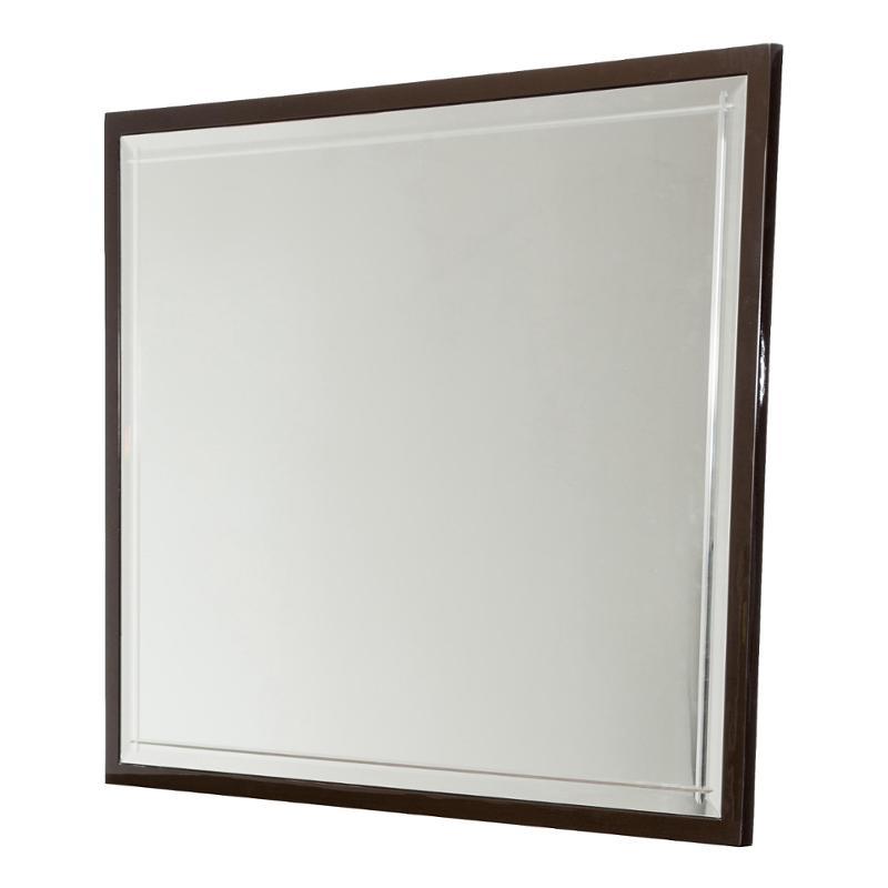 9001660 401 Aico Furniture Rectangular Dresser Mirror