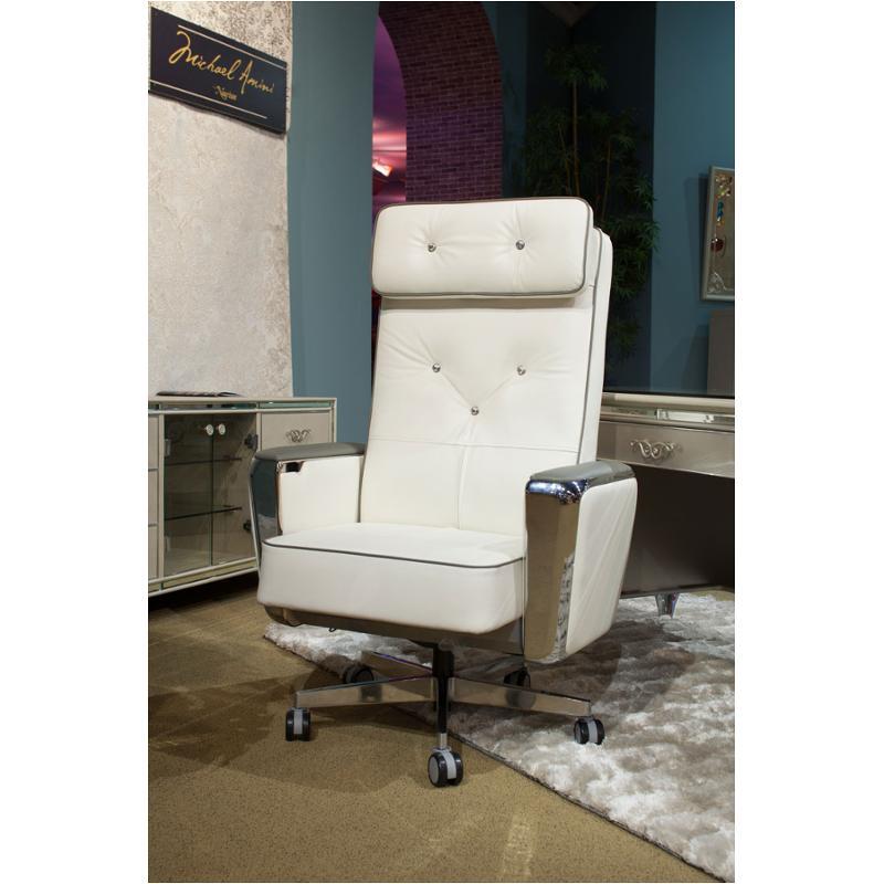 9002244 201 Aico Furniture Bel Air Park Home Office Desk Chair