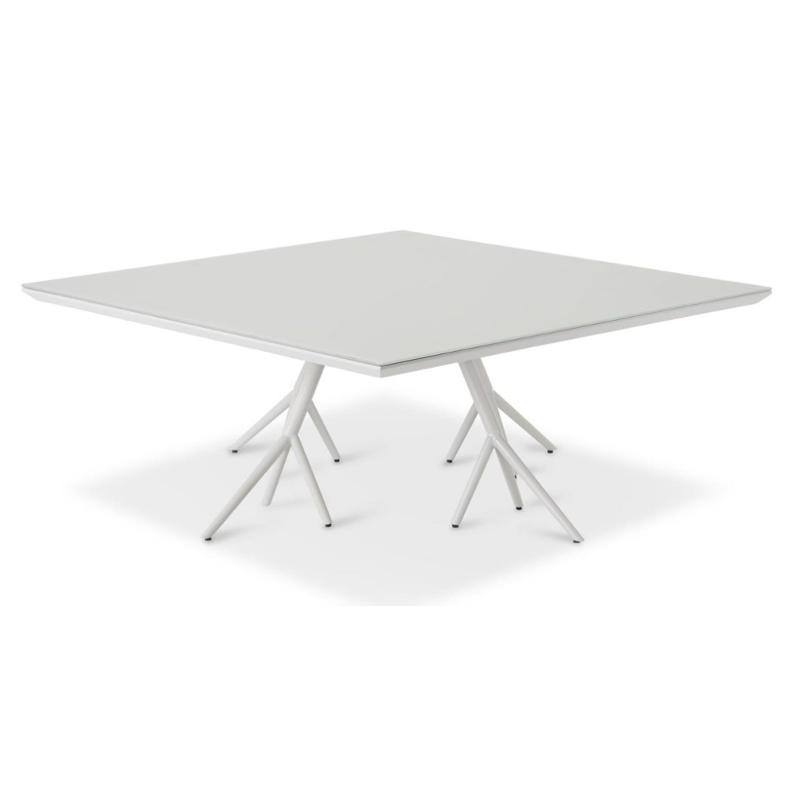 Tr Soho201t Aico Furniture Trance Square Cocktail Table