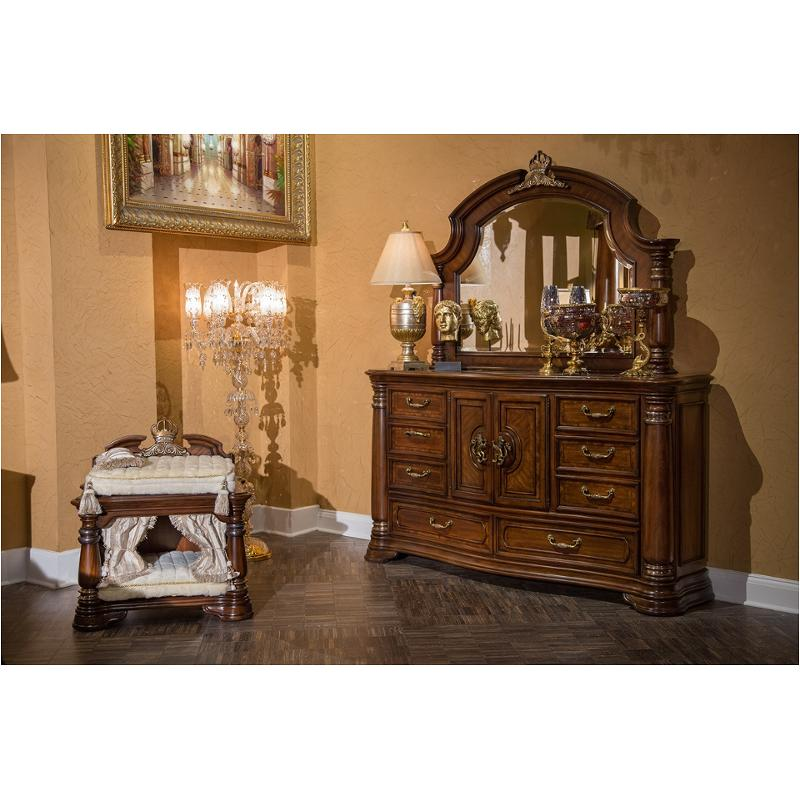 9050050 402 Aico Furniture Grand Masterpiece Bedroom Dresser