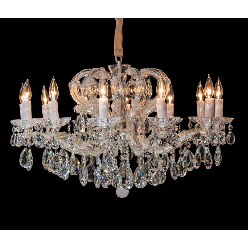 Lt-ch923-12svl Aico Furniture Lighting 12 Light Chandelier  sc 1 st  Home Living Furniture & Lt-ch923-12svl Aico Furniture Lighting Accent 12 Light Chandelier