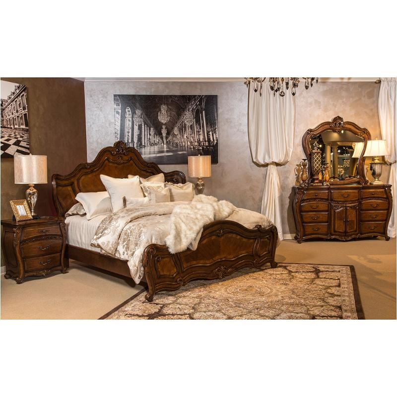 Charmant 9057014 214 Aico Furniture La Bourges Bedroom Bed