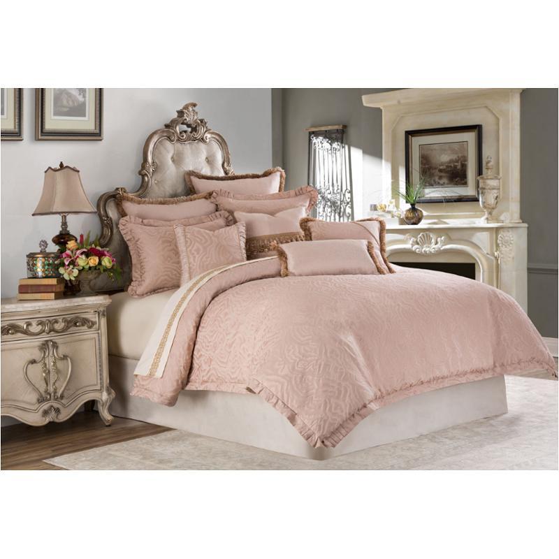 Bcs-ks10-fontn-qtz Aico Furniture Fontaine Comforter