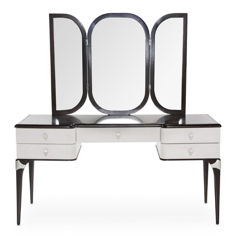 Pleasing 9003068 409 Aico Furniture Paris Chic Vanity Mirror Download Free Architecture Designs Rallybritishbridgeorg