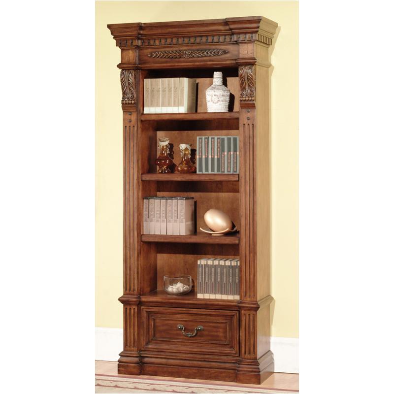 Ggra9030 Parker House Furniture Grand Manor Museum Bookcase