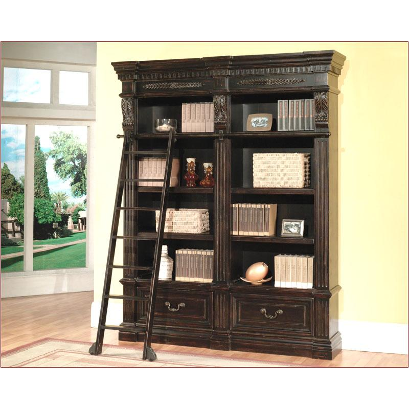 Gpal9030 Parker House Furniture Grand Manor Museum Bookcase