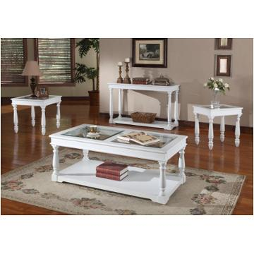 Tpal 00 Parker House Furniture Cocktail Table With Casters