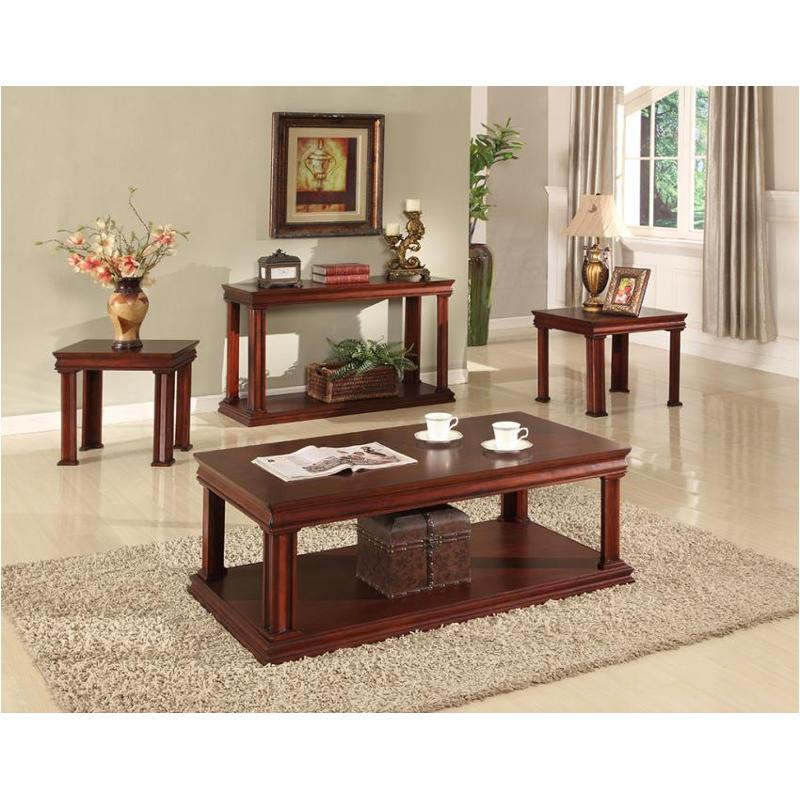 Tpam 06 Parker House Furniture Premier Amor Living Room End Table