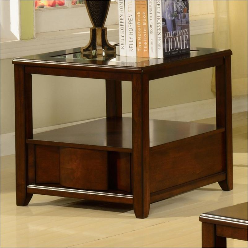 Tosl 01 Parker House Furniture Oslo End Table