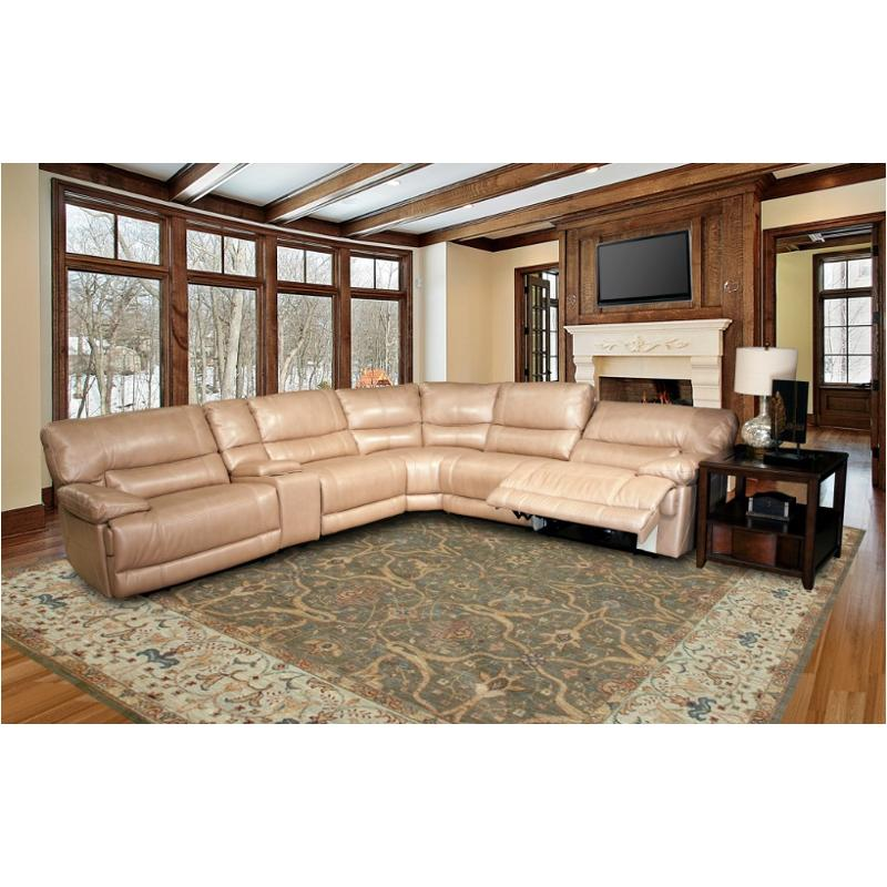 Mpeg811rp Sa Parker House Furniture Pegasus Sand Living Room Sectional