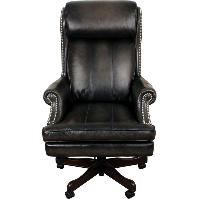 Dc105 Sm Parker House Furniture Desk Chairs Leather Desk Chair
