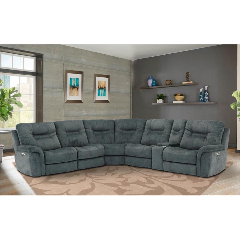 High Quality Mshe812ph Pol Parker House Furniture Shelton Living Room Sectional