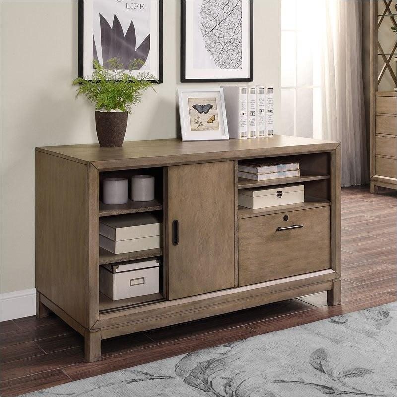 Mid 348c Parker House Furniture Midtown Home Office Credenza