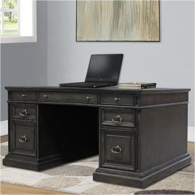 Outstanding Was 480 Parker House Furniture Washington Heights Executive Desk Top With Power Center Home Interior And Landscaping Mentranervesignezvosmurscom