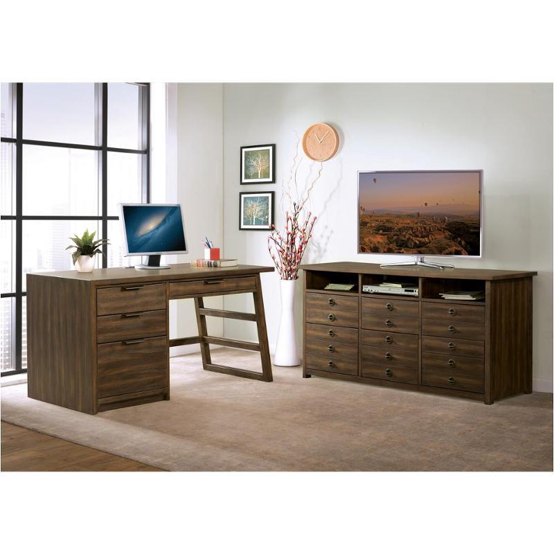 Riverside Home Office Executive Desk 44732: 28030 Riverside Furniture Perspectives Single Pedestal Desk