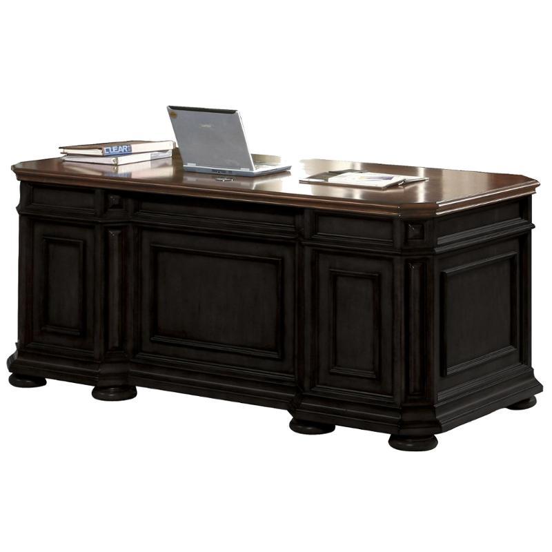 Riverside Home Office Executive Desk 44732: 44732 Riverside Furniture Allegro Home Office Executive Desk