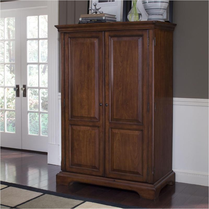 4985 Riverside Furniture Cantata Home Office Armoire