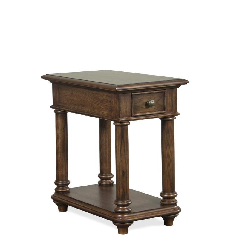 40612 Riverside Furniture Tegan Living Room End Table