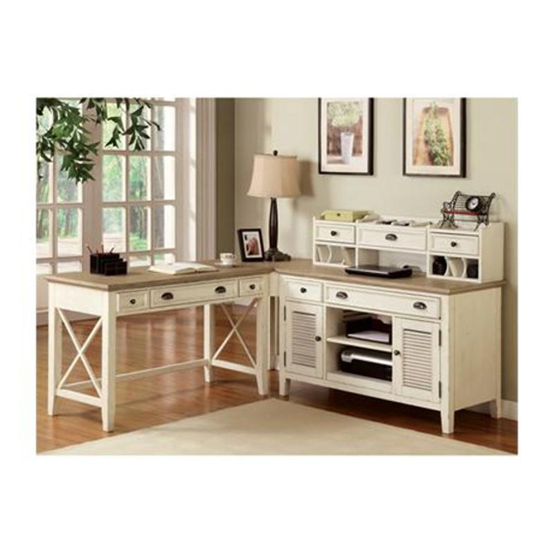 Riverside Home Office Executive Desk 44732: 32521 Riverside Furniture Coventry Two Tone Corner Unit