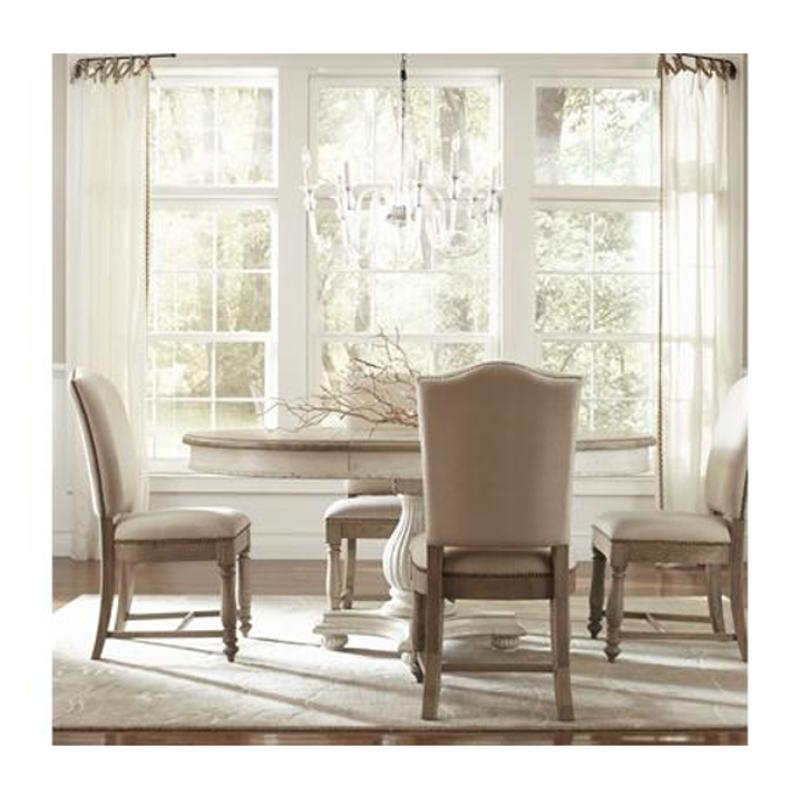 32551 Riverside Furniture Coventry Two Tone Dining Room Dining Table