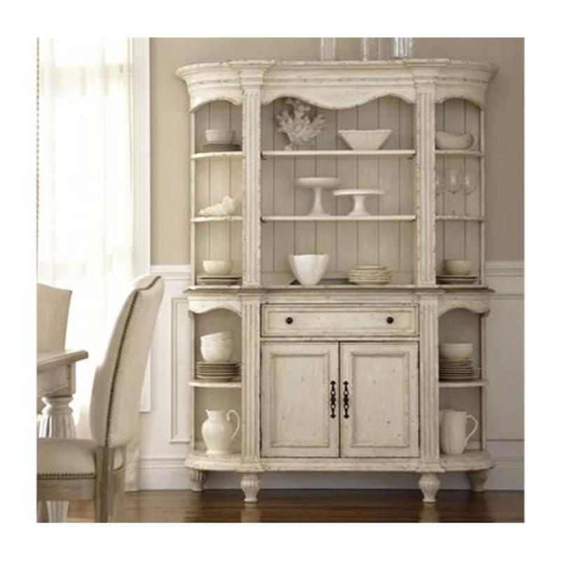 32555 riverside furniture coventry two tone server hutch for Riverside coventry bedroom furniture