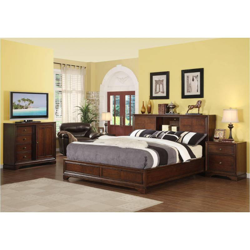 93078 Riverside Furniture Bella Vista Bedroom Bed