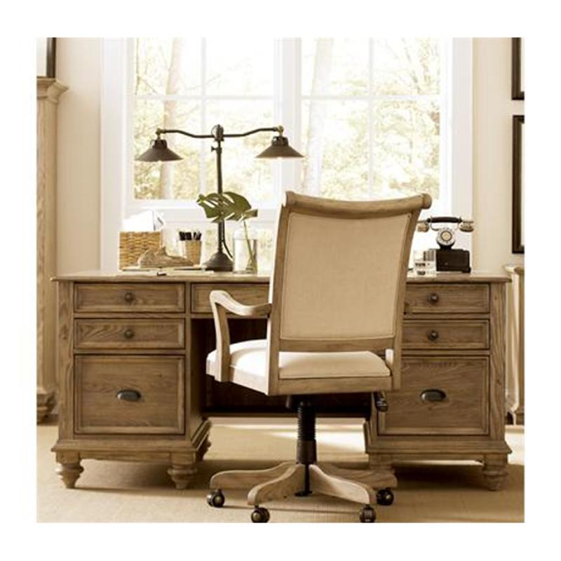 32435 Riverside Furniture Coventry Home Office Executive Desk