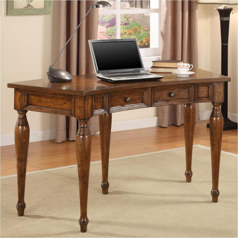 41027 Riverside Furniture Delcastle Home Office Desk