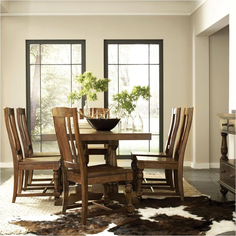 I 37449 Riverside Furniture Newburgh Dining Room Table