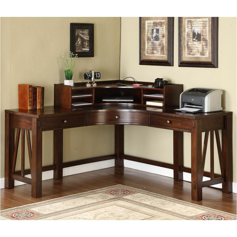 33532 Riverside Furniture Castlewood Home Office Desk