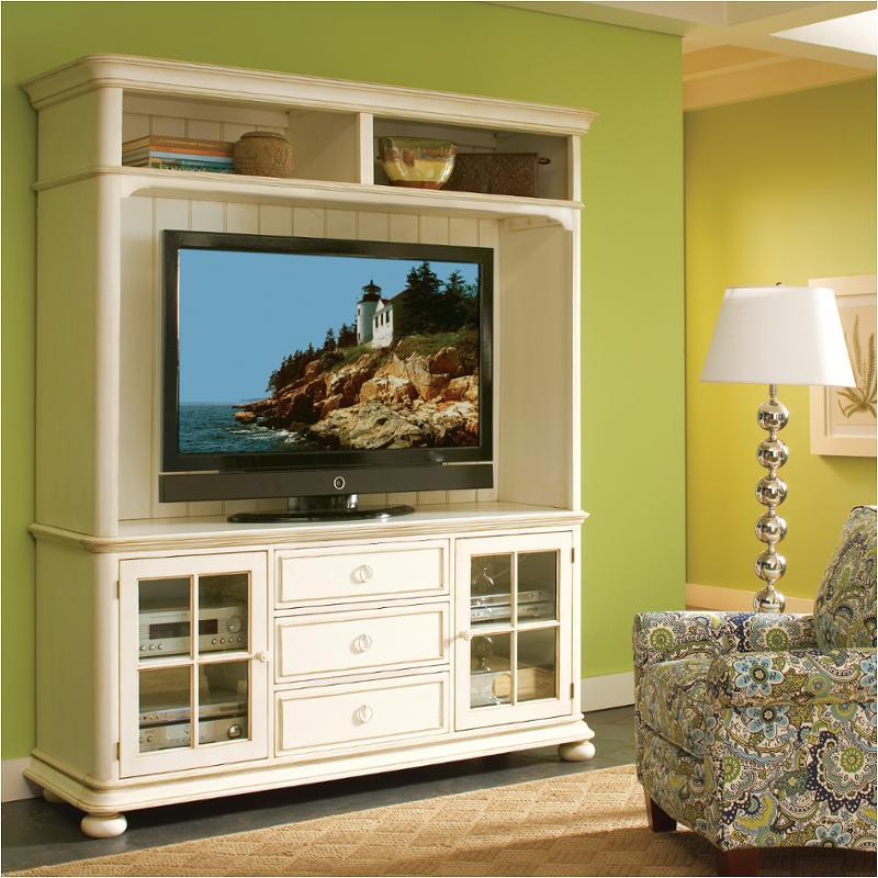 16742 Riverside Furniture Placid Cove Home Entertainment Entertainment  Center