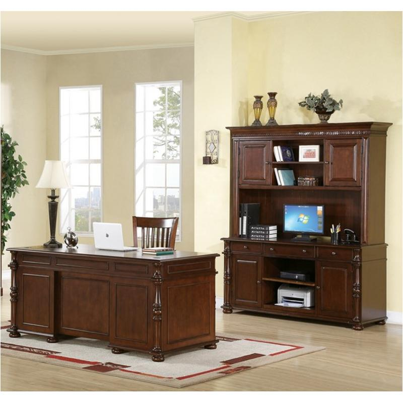65630 Riverside Furniture Dunmore Executive Desk