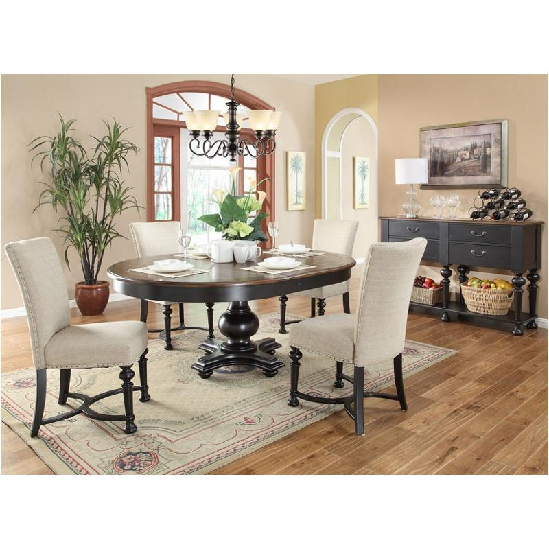 92651 Riverside Furniture Williamsport Dining Room Dinette Table
