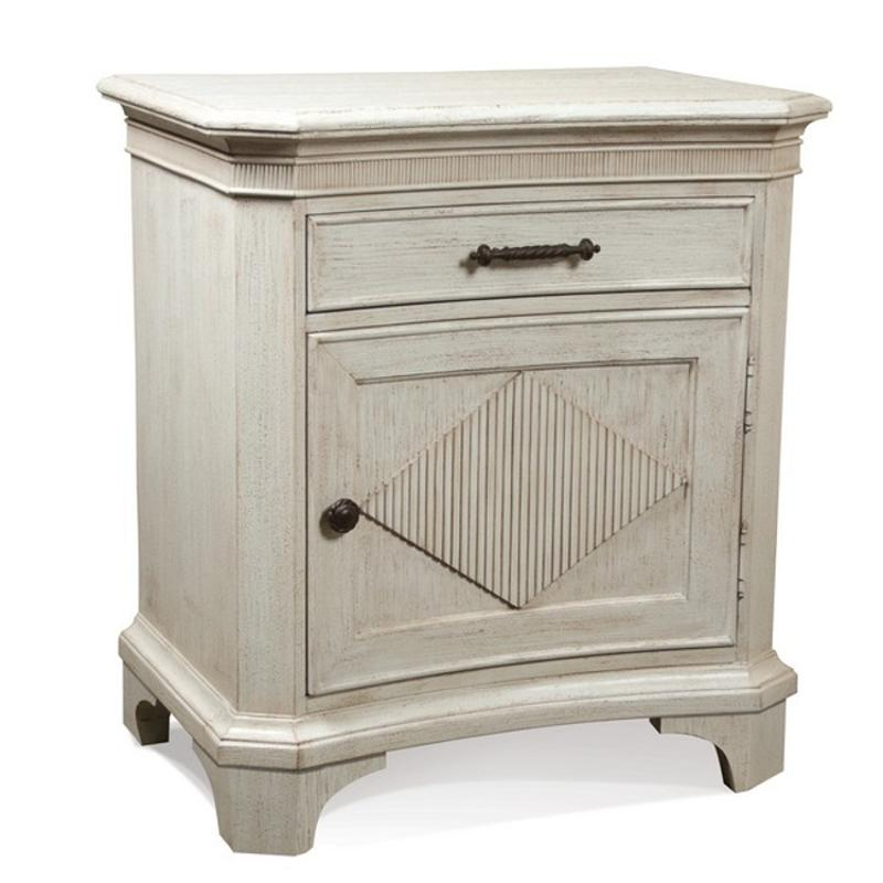 21269 Riverside Furniture Aberdeen Bedroom Nightstand