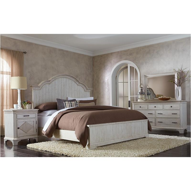 21284 Riverside Furniture Aberdeen Bedroom Bed
