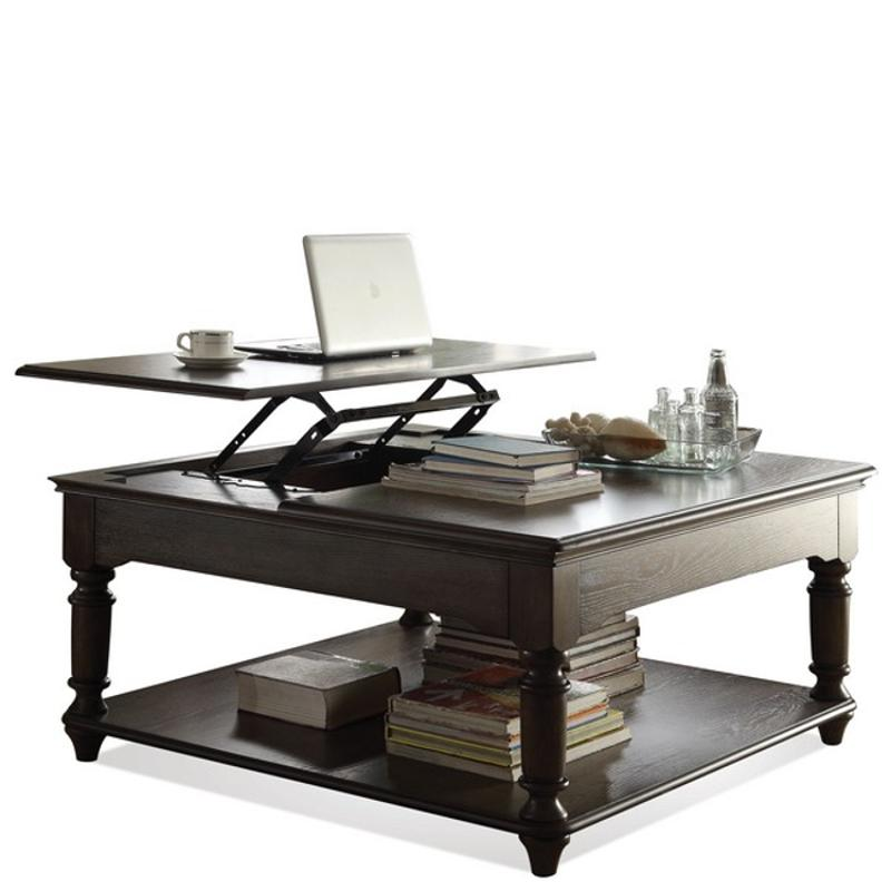 15801 Riverside Furniture Belmeade Living Room Tail Table