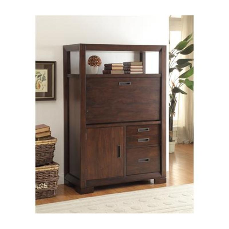 75833 Riverside Furniture Riata Home Office Armoire