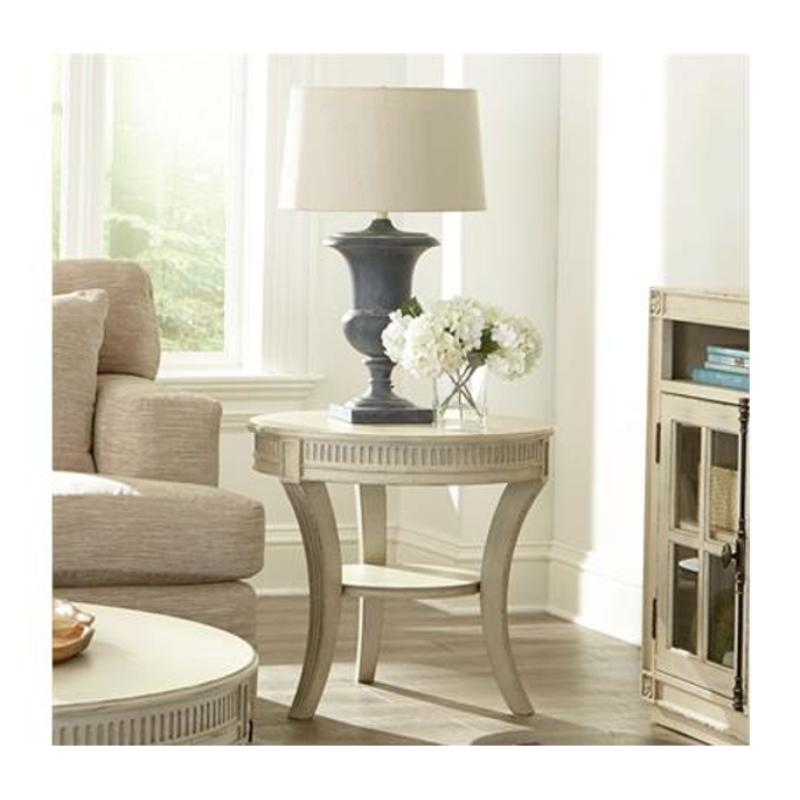 10209 Riverside Furniture Huntleigh Living Room Round End ...