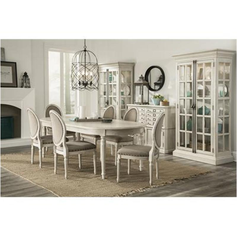 10220 Riverside Furniture Huntleigh Dining Room Oval Dining Table