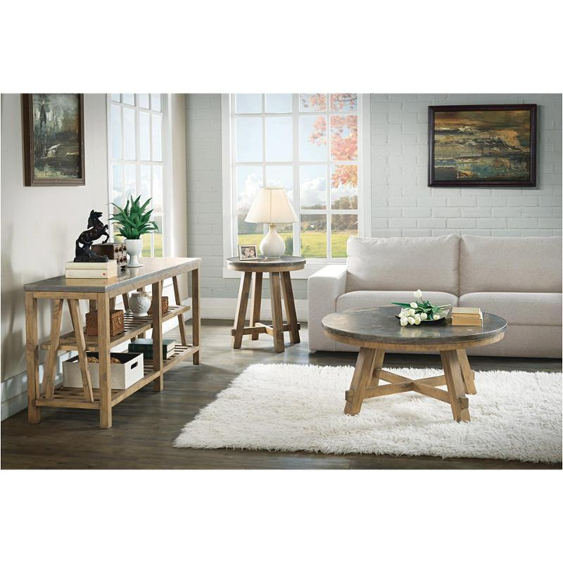 16501 Riverside Furniture Weatherford Living Room Cocktail Table