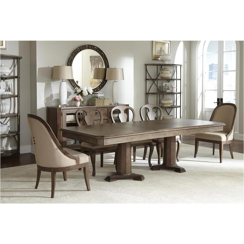 16248 Riverside Furniture Somerset Lane Dining Room Dining Table