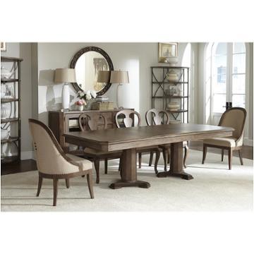16248 Riverside Furniture Somerset Lane Pedestal Dining Table