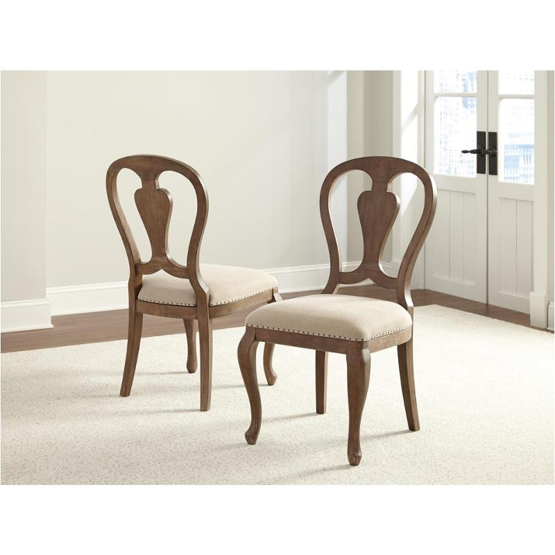 16253 Riverside Furniture Upholstered Side Chair 2in