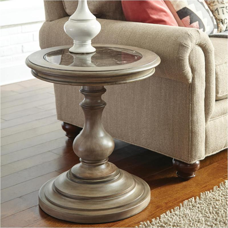 21509 Riverside Furniture Corinne Living Room End Table